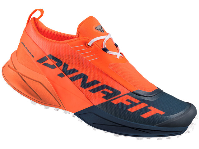 Dynafit Ultra 100 Zapatillas Hombre, shocking orange/orion blue
